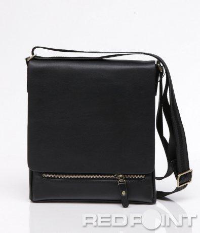 Модерна чанта с цип от еко кожа 5927