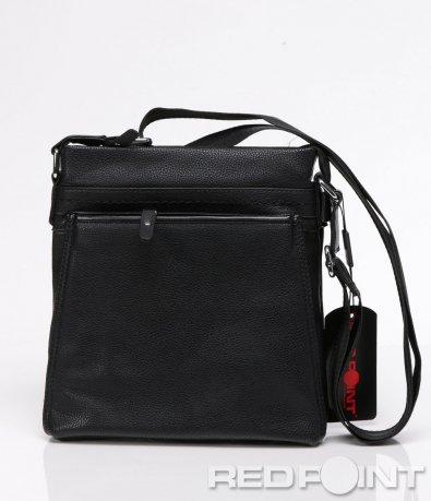 Стилна мъжка чанта от еко кожа 5928