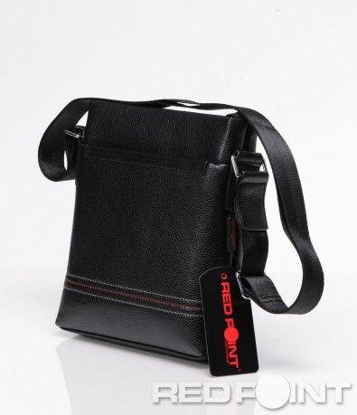 Изчистена чанта в черен цвят 5934