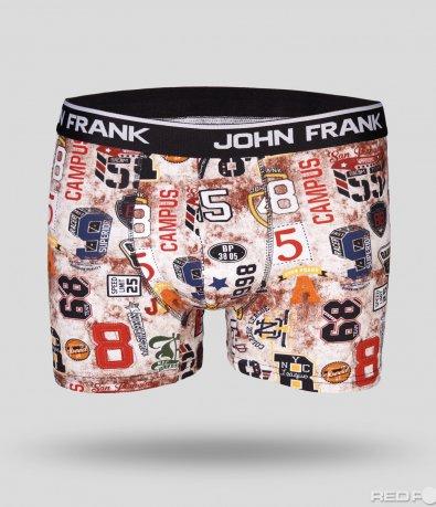 Цветни боксерки John Frank 5964