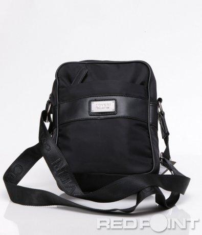 Чанта с метална емблема 5982