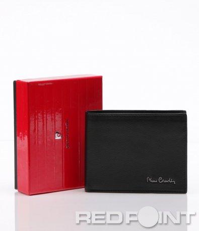 Черен портфейл Pierre Cardin 5971