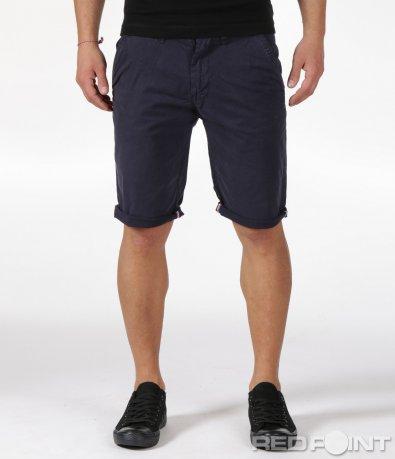 Къси мъжки панталони от плат 6060