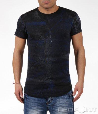 Клубна тениска с декорация 6067