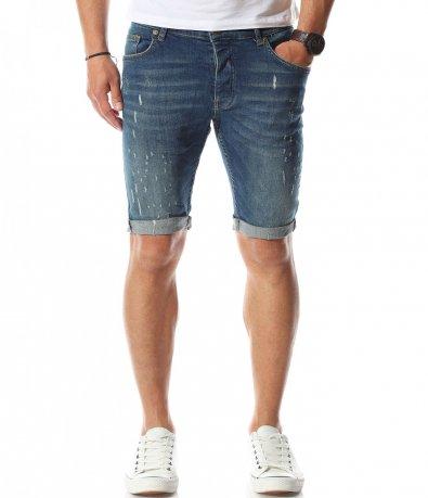 Къси дънкови панталони 11093