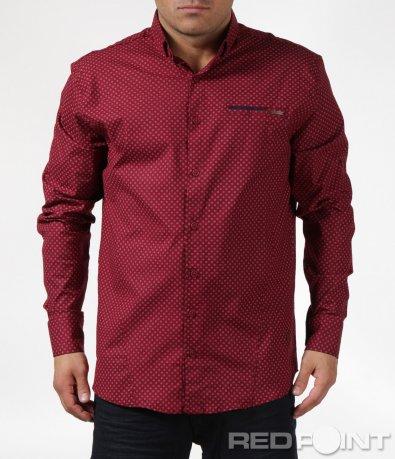 Спортно-елегантна риза 6090
