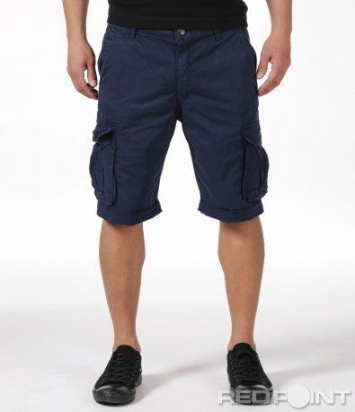 Къси пантаони с джобове 6133