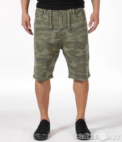 Камуфлажни къси панталони 6137