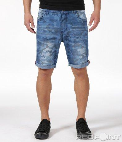 Спортни панталони с принт 6140