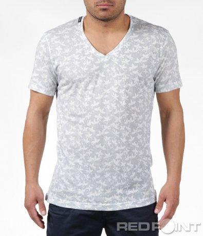 Маркова бяла тениска 6154