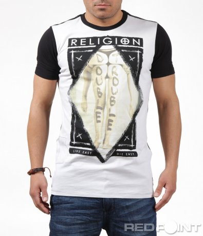 Тениска с провокативна щампа 6233