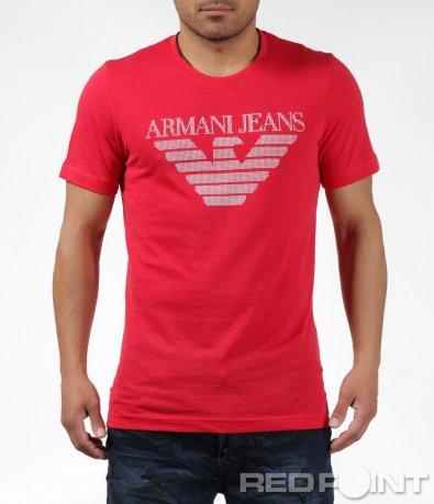 Тениска с маркова емблема 6268