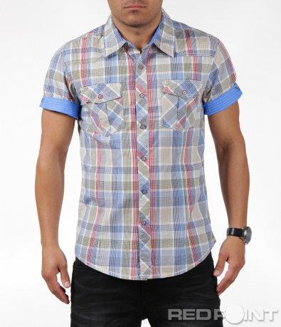 Лятна карирана риза 6286