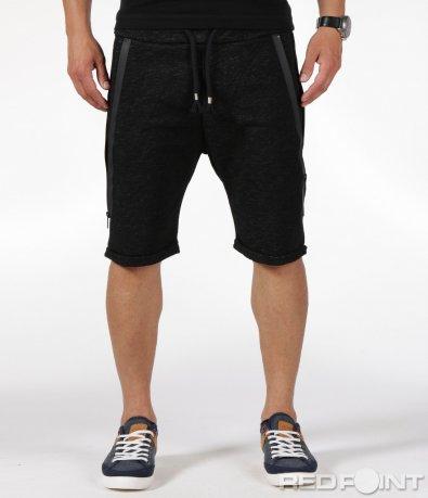 Черни къси панталони 6330