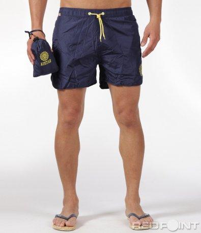 Плажни шорти с декорация 6341