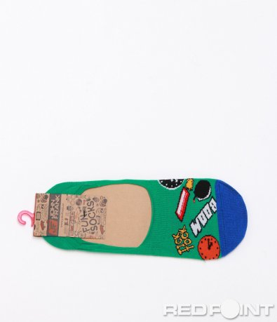 Атрактивни чорапи с принт 6364