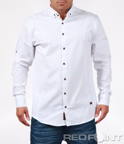 Класическа риза в стилен дизайн 6400