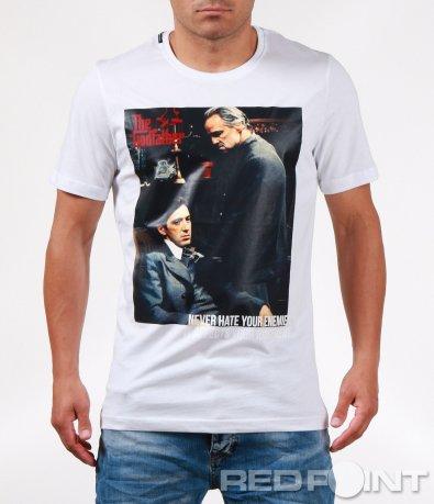 Оригинална тениска с щампа The Godfather 6412