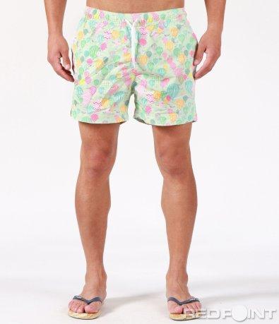 Цветни плувни шорти 6485