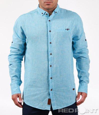Свежа риза с дълъг ръкав 6487