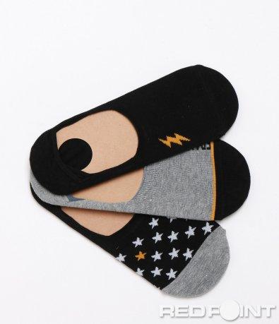 Цветни чорапи - 3бр. 6563