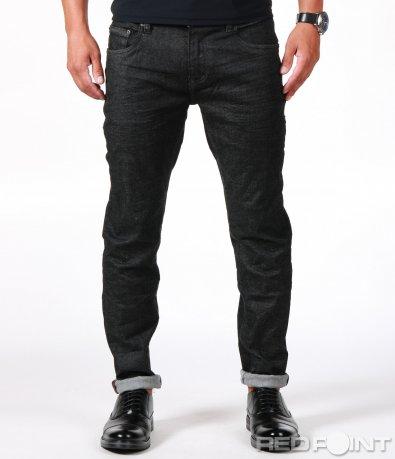 Черни дънки със Skinny кройка 6610