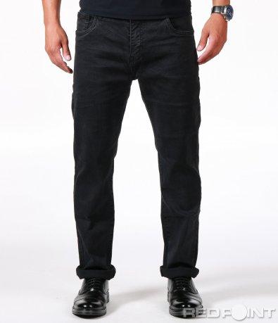 Класически модел черни дънки 6606