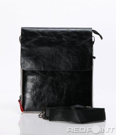 Чанта със странични ципове 7082