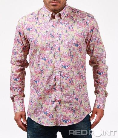Раздвижен модел розова риза 6703