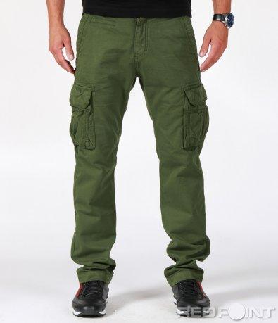 Ефектен casual карго панталон 6641