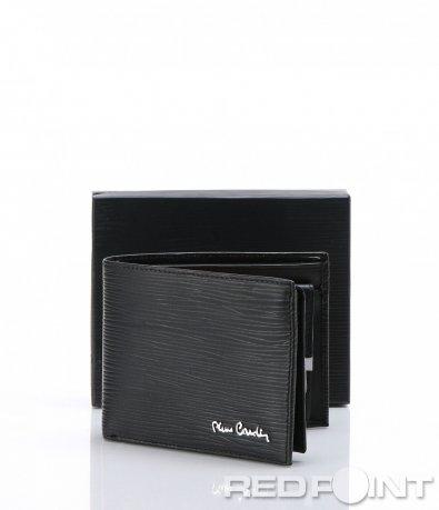 Авангарден портфейл в черен цвят 6953