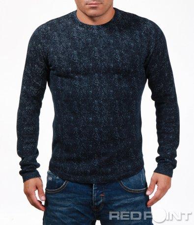 Мъжка блуза тип тънък пуловер 6963