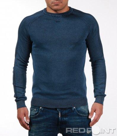 Семпла блуза тип фин пуловер 7061