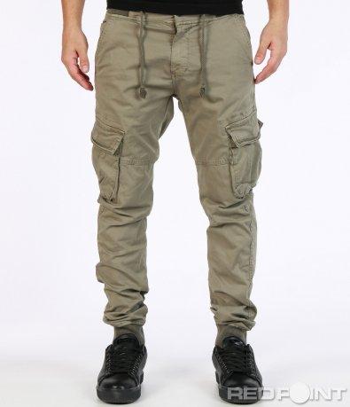Спортен панталон с джобове 7289