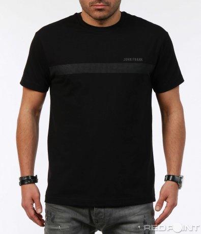 Дизайнерски t-shirt с надпис 7292