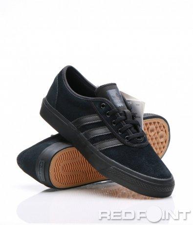 Черни спортно-елегантни обувки Adidas 7338