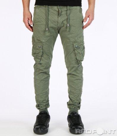 Спортен панталон с колан-ластик 7222