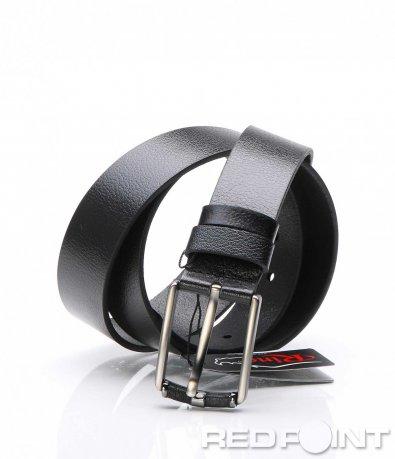 Висококачествен черен колан 7413