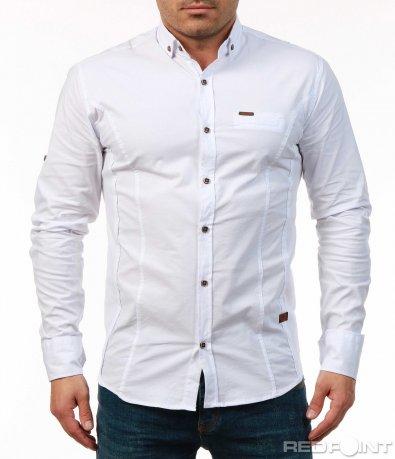 Класическа мъжка риза 7447
