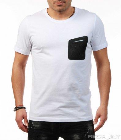 Мъжка тениска акцент 7460