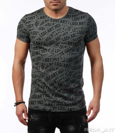 Ефектна тениска 7453