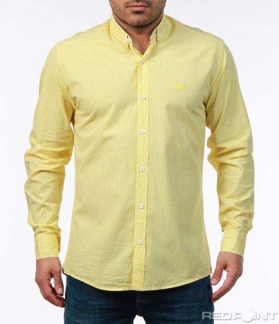 Памучна свежа риза 7487