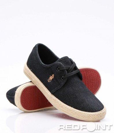 Пролетни обувки от плат 7497