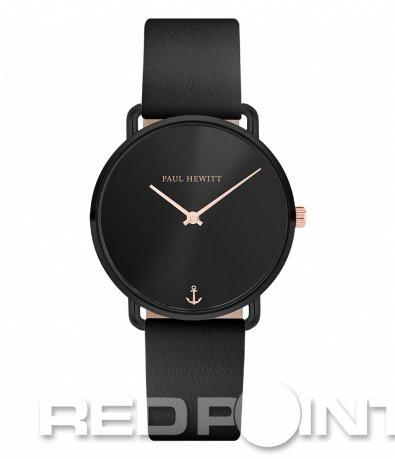 Спортен часовник в черно