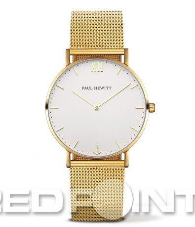 Позлатен часовник PAUL HEWITT