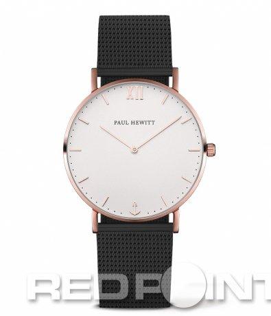 Елегантен черен часовник