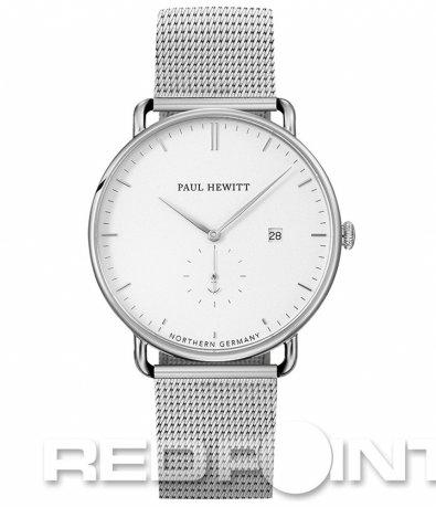 Елегантен сив часовник PAUL HEWITT