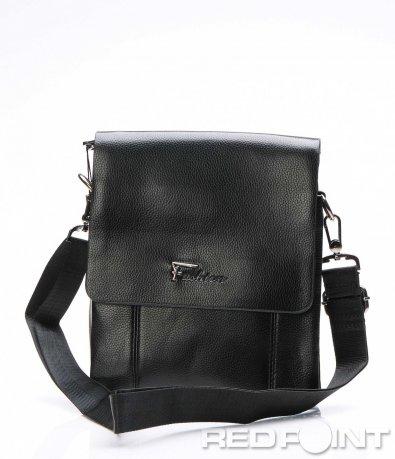 Стилна чанта с два шева 7521