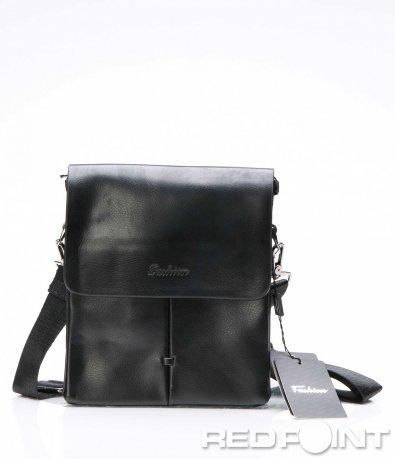 Семпла чанта с декоративен шев 7522