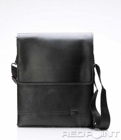 Традиционна чанта с малко лого 7531